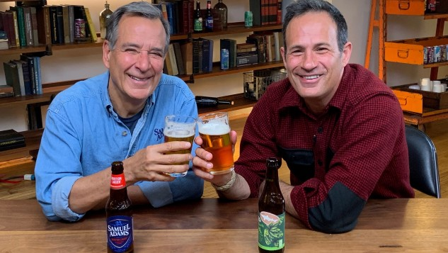 In an Eye-Popping Merger, Boston Beer Co. Has Acquired Dogfish Head
