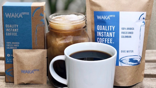 Waka is an Instant Coffee Worth Your Time