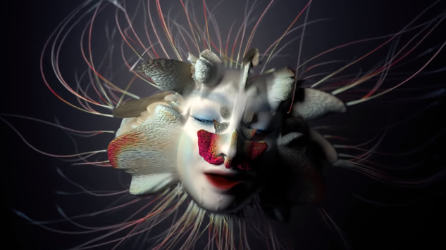 "Björk Blossoms Anew in the Trippy Video for ""Tabula Rasa"""