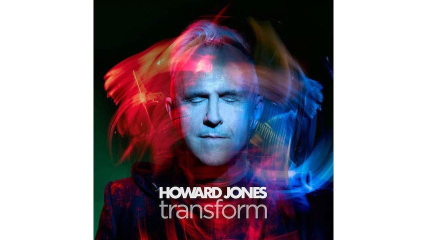 Howard Jones: <i>Transform</i> Review