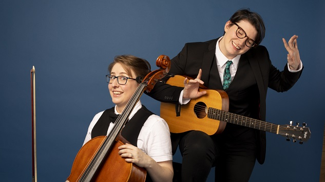 The Doubleclicks Premiere a New Video and Discuss Their Brand New Album