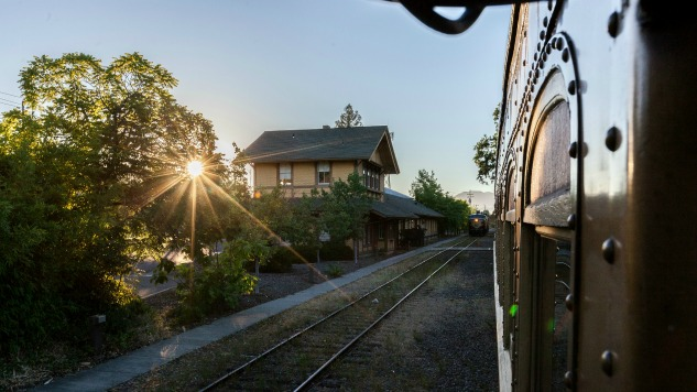 Napa Valley's Wine Train Turns Into a 'Hop Train' This Summer