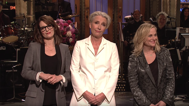 Emma Thompson Is a Great Host on an Uneven Mother's Day Episode of <i>Saturday Night Live</i>