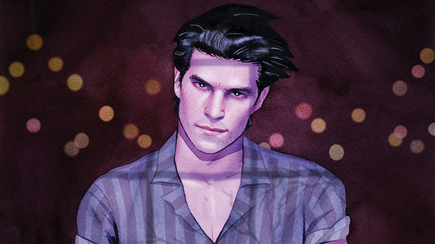 Angel Gets Hunky on Kevin Wada&#8217;s <i>Buffy the Vampire Slayer</i> #5 Variant Cover
