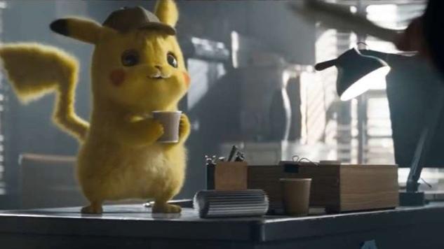 <i>Pokémon Detective Pikachu</i>
