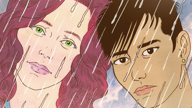 Exclusive: Bryan Talbot & Mary M. Talbot Reunite for <i>Rain</i> at Dark Horse Comics