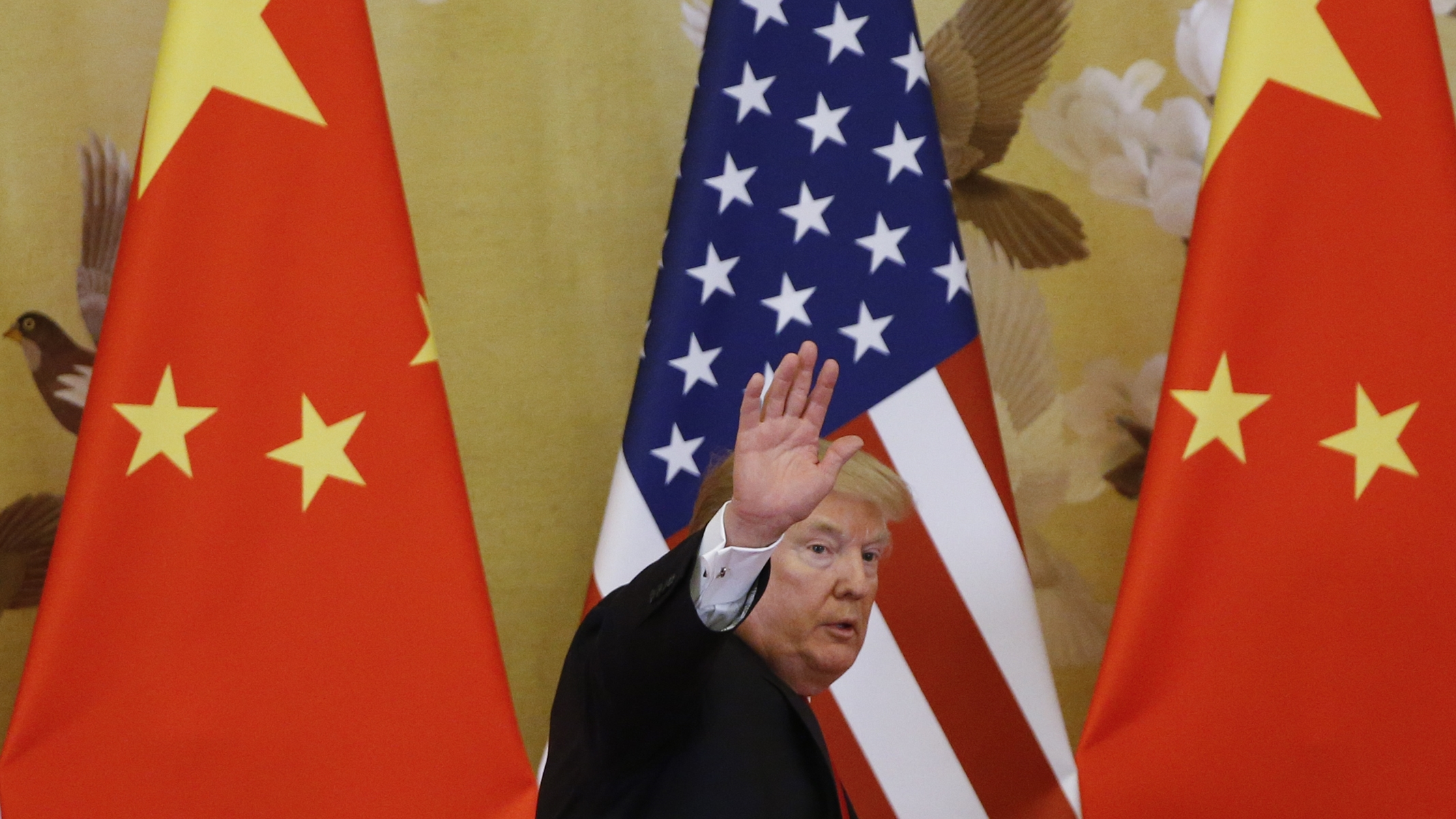 China Is Calling Trump's Bluff on His Trade War, and We're All Going to Literally Pay For It