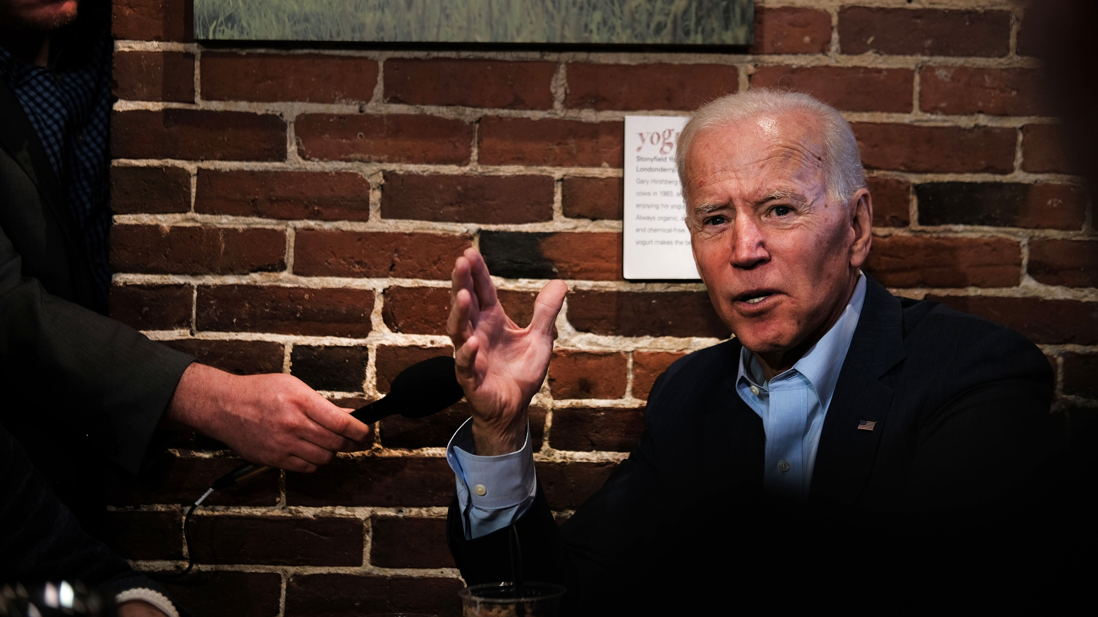 Joe Biden Is Running the Most Radical Campaign of Any Democrat
