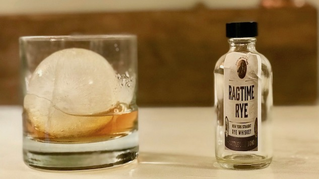 New York Distilling Co. Ragtime Rye Bottled in Bond Review