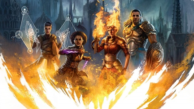 <i>Magic: The Gathering</i> Returns to Novels with the Epic Conclusion to <i>War of the Spark</i>