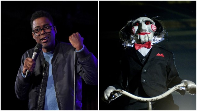 A <i>Saw</i> Horror Reboot Is Coming from ... Chris Rock?
