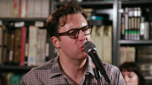 Watch Nick Waterhouse Perform Songs From His Self-Titled Album in the Paste Studio
