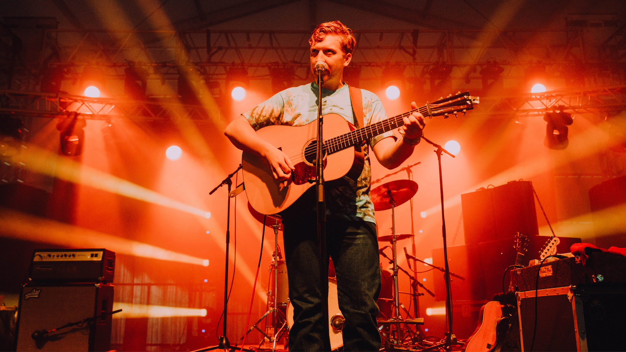 "Tyler Childers' ""House Fire"" Is an Invitation to Boogie with Country's Resident <i>Squire</i>"