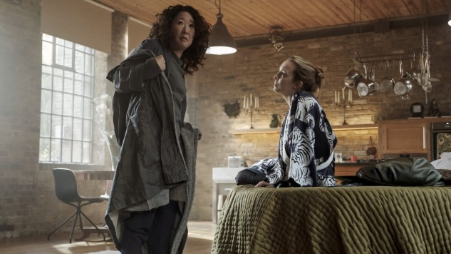 "<i>Killing Eve</i> Review: ""Wide Awake"""