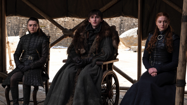 <I>Game of Thrones</I> Left Another Anachronistic Object in Its Series Finale