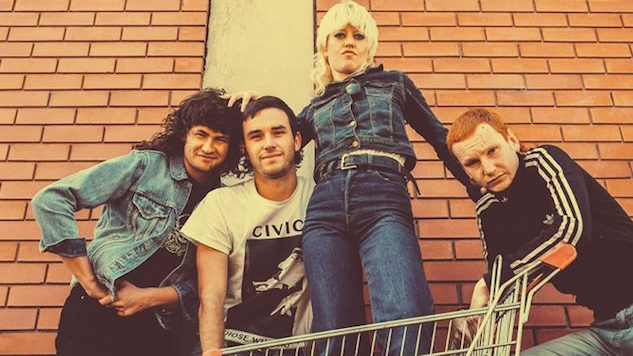 """Daily Dose: Amyl and The Sniffers, """"Gacked on Anger"""""""