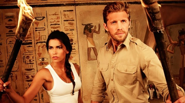 <i>Blood & Treasure</i> Blows up the Pyramids, and It's Still Not Enough Fun