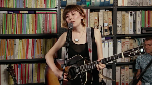 Watch Molly Tuttle Play Songs from <i>When You're Ready</i> in the <i>Paste</i> Studio