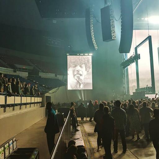 Live Review: The 1975 @ Veterans Memorial Coliseum, Portland OR