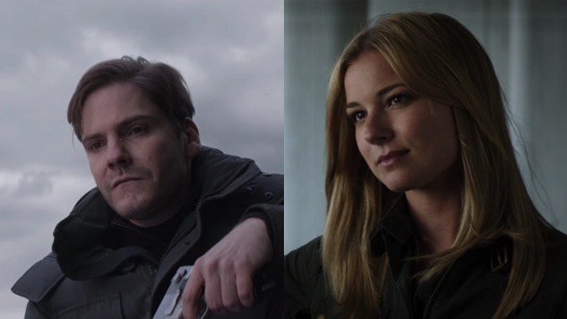 Daniel Bruhl and Emily VanCamp Join Marvel's New <i>Falcon & Winter Soldier</i> Series
