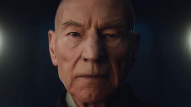 Get a Taste of <i>Star Trek: Picard</i> with First Teaser Trailer