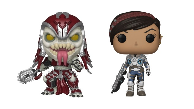 Gears of War and Funko Team Up for <i>Gears Pop</i> Mobile Game