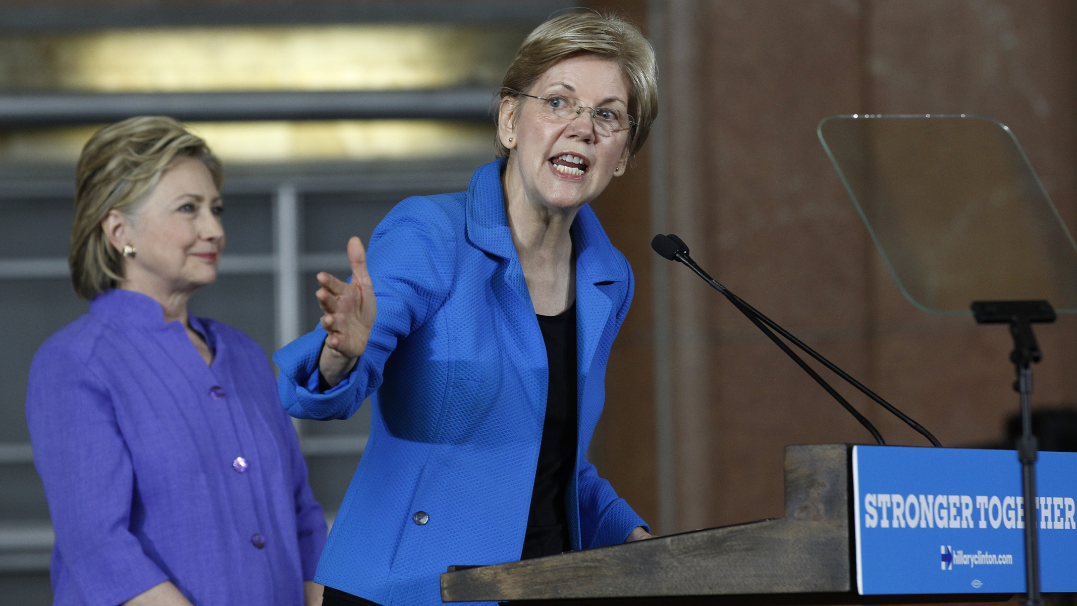 This Weird <i>WaPo</i> Hit Piece on Elizabeth Warren Is More Proof That No One Learned Anything from 2016
