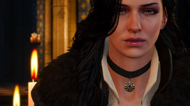 It's Time to Celebrate The Witcher 3's Yennefer as One of