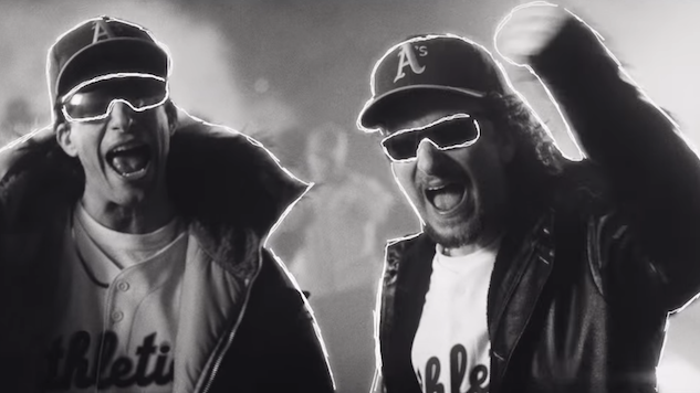 The Lonely Island Is as Brilliantly Weird as Ever on the New Bash Brothers Netflix Special