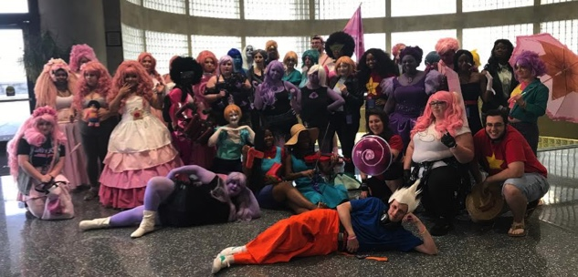 MomoCon 2019: Anime & Games Take Over Downtown Atlanta