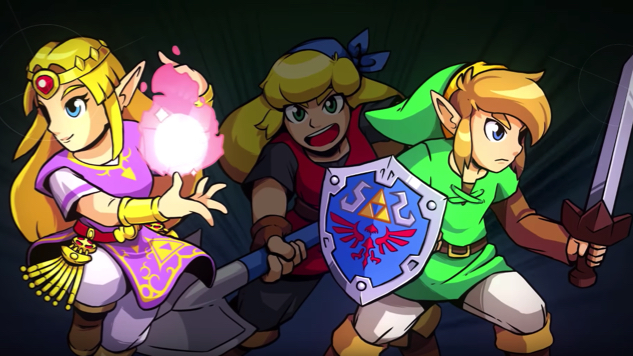 <i>Cadence of Hyrule</i> May Launch on Switch This Week, According to Leak