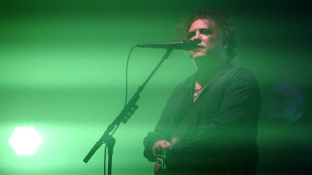 Watch The Cure Play B-Sides from <i>Disintegration</i> Live at Sydney Festival