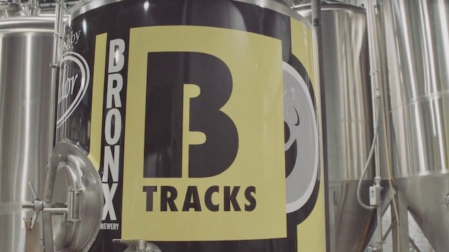The B-Tracks Series from the Bronx Brewery is Why You Should Visit NYC Right Now