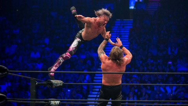 All Elite Wrestling's Fantastic First Show Proves that Wrestling's Future Lies in Its Past