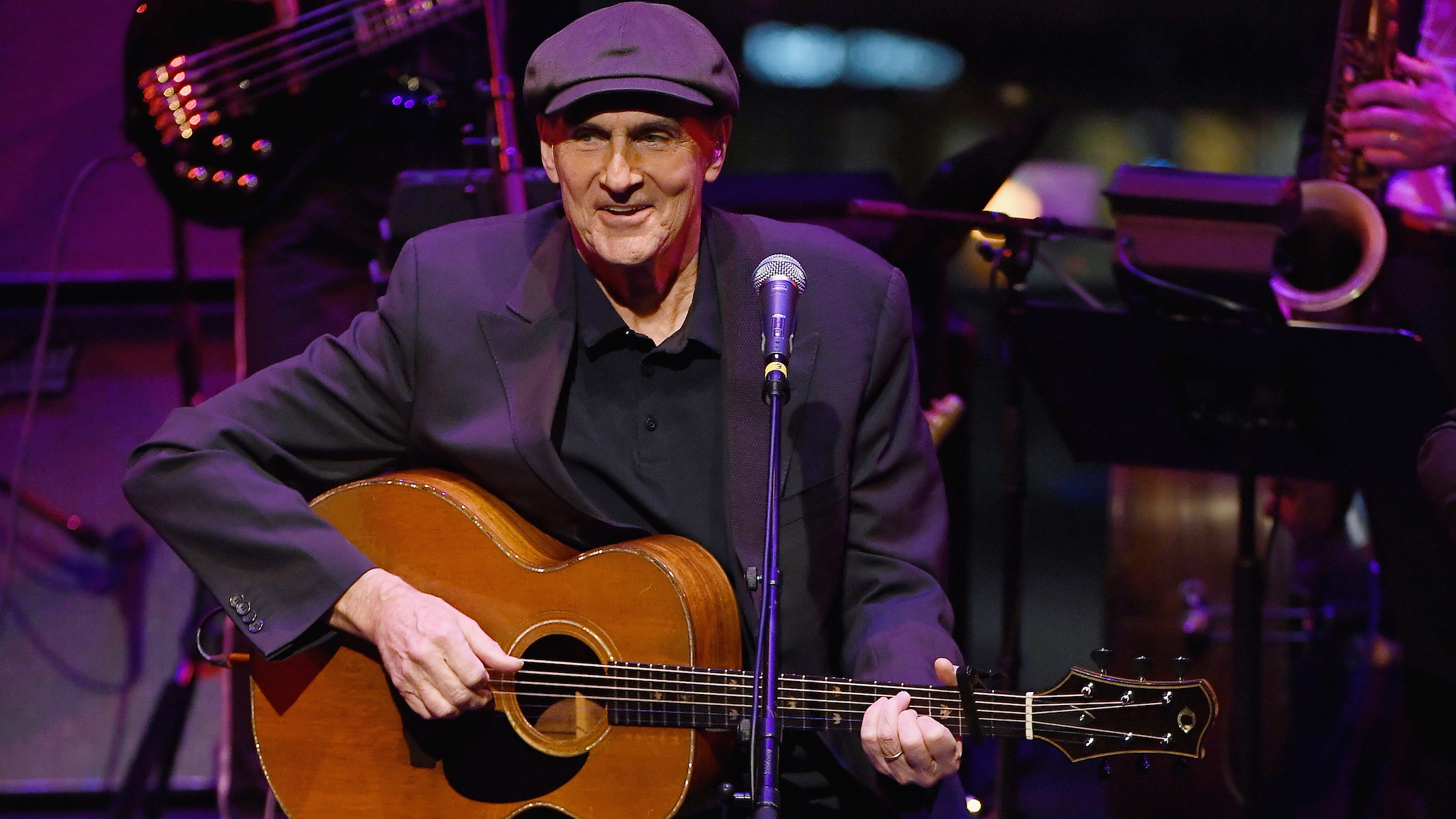Hear James Taylor Unplugged in California on This Day in 1970