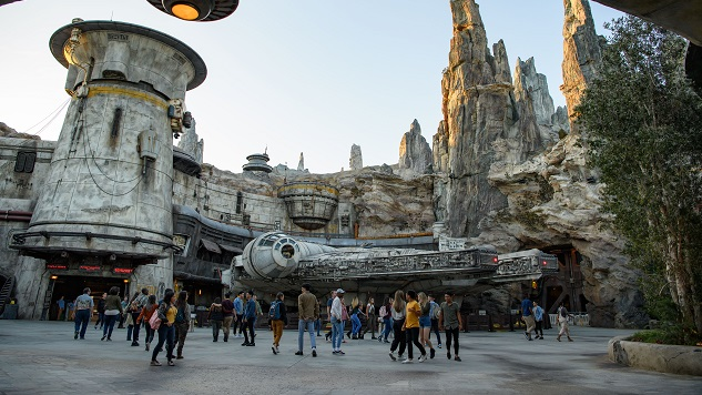 I Walked with a Loth-Cat: Preliminary Thoughts from Our First Visit to Star Wars: Galaxy's Edge