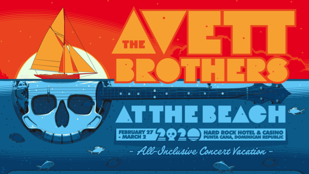 The Avett Brothers' At The Beach Is Back and Headed to the Dominican Republic