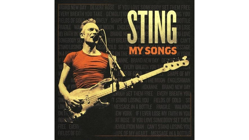 Sting: <i>My Songs</i> Review