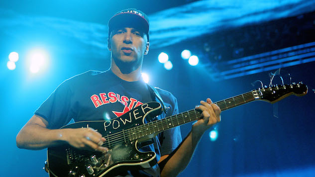 Happy Birthday, Tom Morello! Watch Rage Against The Machine's Full Set at Woodstock '99