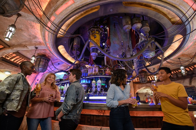5 Things You Need to Do in Star Wars: Galaxy's Edge at
