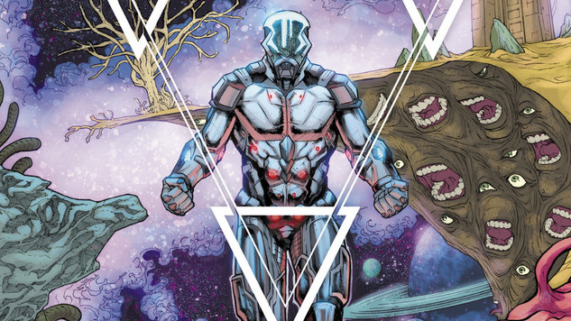 Exclusive: Phillip Sevy Performs Sci-Fi <i>Triage</i> at Dark Horse Comics