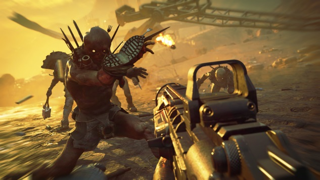 <i>Rage 2</i> Is a Game and It Exists and You Can Certainly Play It, If You Want To