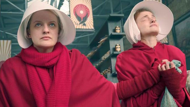 "<i>The Handmaid&#8217;s Tale</i> Boss on Real-Life Parallels: ""I'd Really Like My Show to Become Irrelevant"""