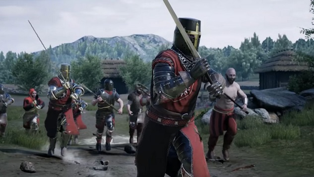 <i>Mordhau</i>'s Developers Walk Back a Proposed Toggle Enabling Players to Turn off Nonwhite Characters