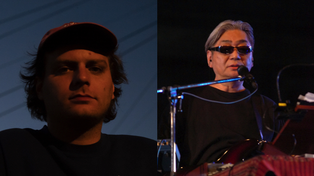 "Watch Mac DeMarco & Haruomi Hosono Play ""Honey Moon"" Live in LA"