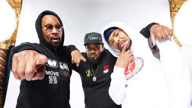 Wu-Tang Clan Announce New EP Due out This Friday
