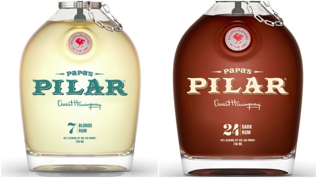 Papa's Pilar (Blonde and Dark) Rum Review
