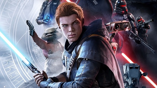Watch the First Gameplay Footage from <i>Star Wars Jedi: Fallen Order</i>