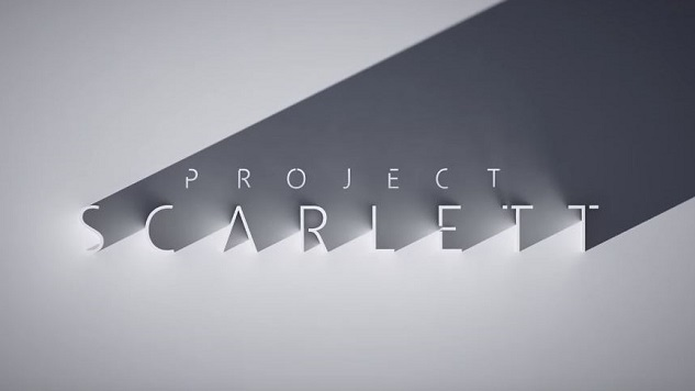 Microsoft Announces the Next-Gen Xbox, Currently Known as Project Scarlett