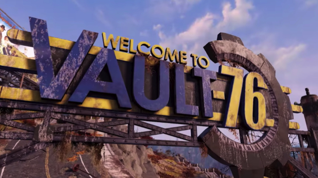 <i>Fallout 76</i> Is Getting NPCs and a Battle Royale Mode